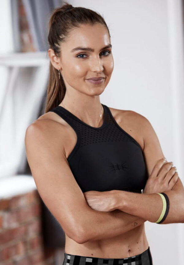 <strong>Kirsty Godso</strong>Nike Master Trainer